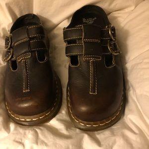 Doc Martens clogs size 6